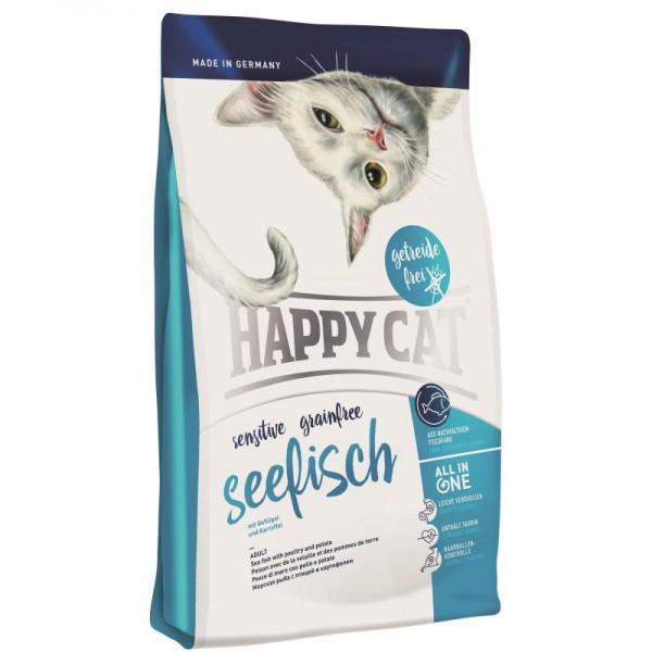 Happy Cat La Cuisine Seefisch
