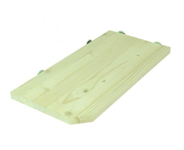 Sitzbrett für Gitterkäfig - 40 x 20 x 1,8 cm