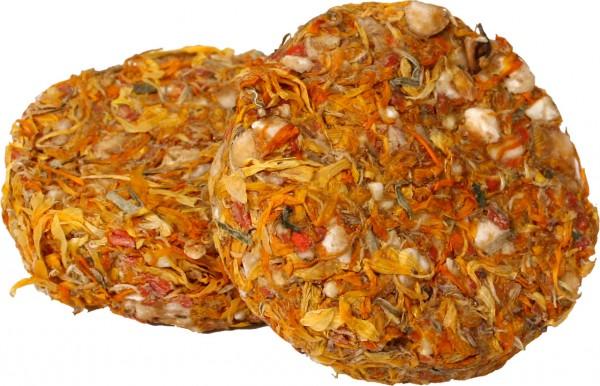 JR Farm Grainless Kräuterolis Ringelblume-Banane - 4 Stück
