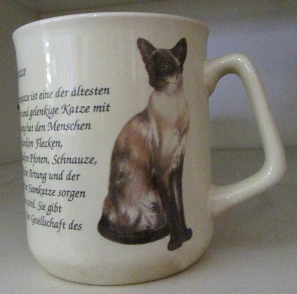 "Kaffeebecher ""Siamese"""