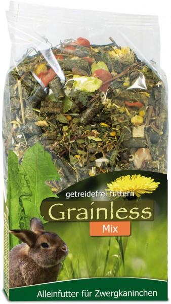 JR Farm Grainless Mix Zwergkaninchen - 650 g