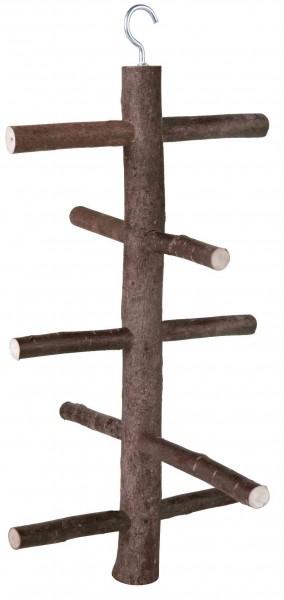 Klettergerüst aus Holz - 27 cm